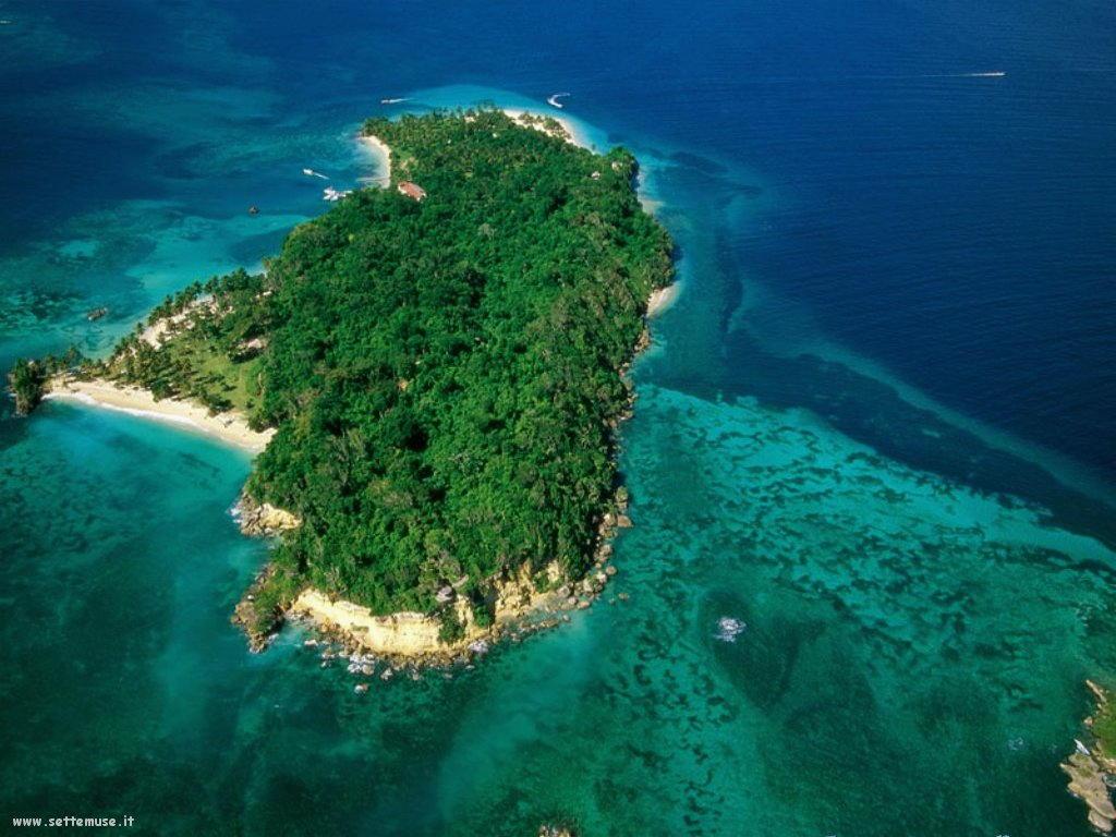 Foto desktop di isole e atolli 026