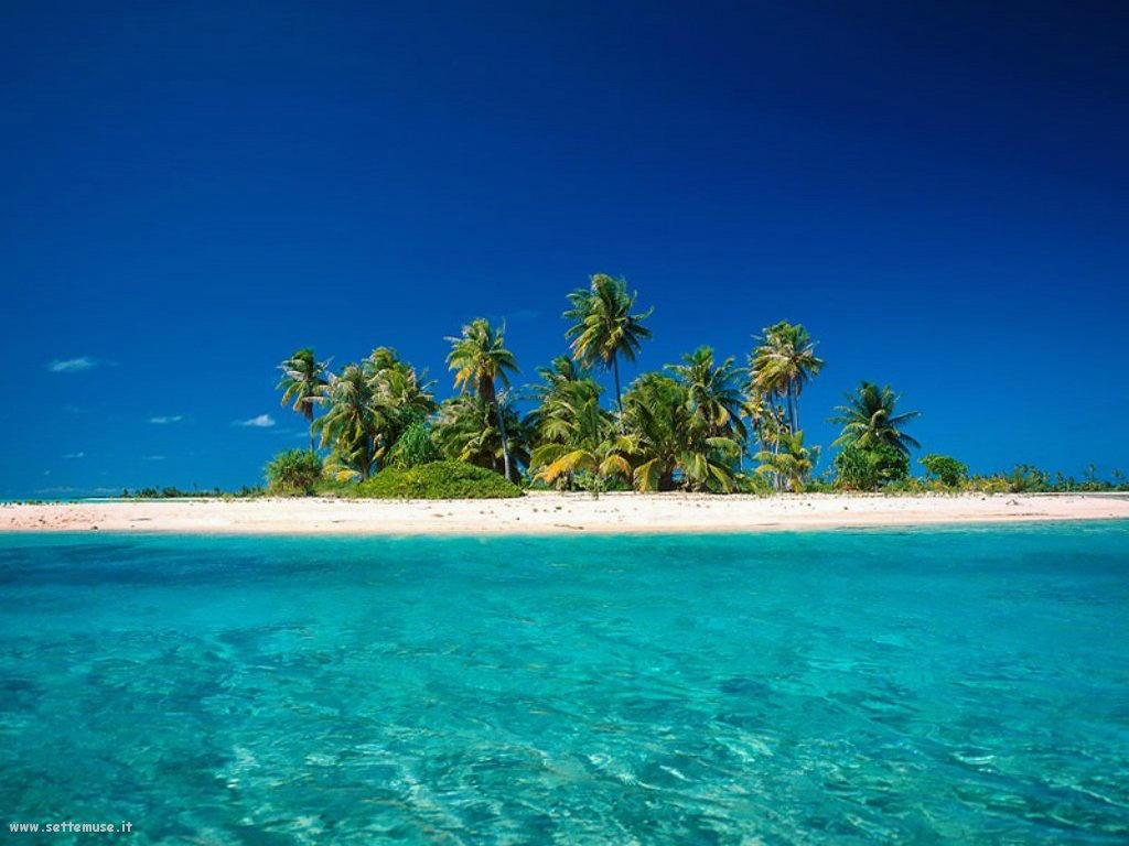 Foto desktop di isole e atolli 027