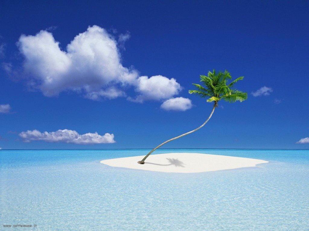 Foto desktop di isole e atolli 030