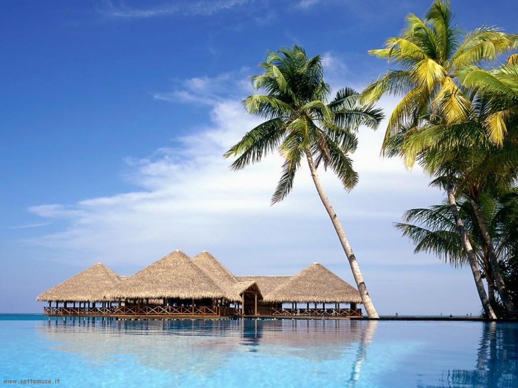 Foto desktop di isole e atolli 031