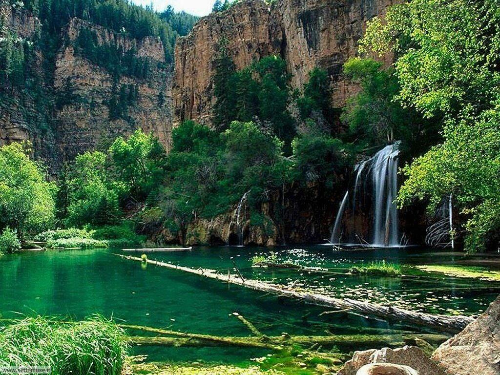 Foto desktop di laghetti di montagna 002