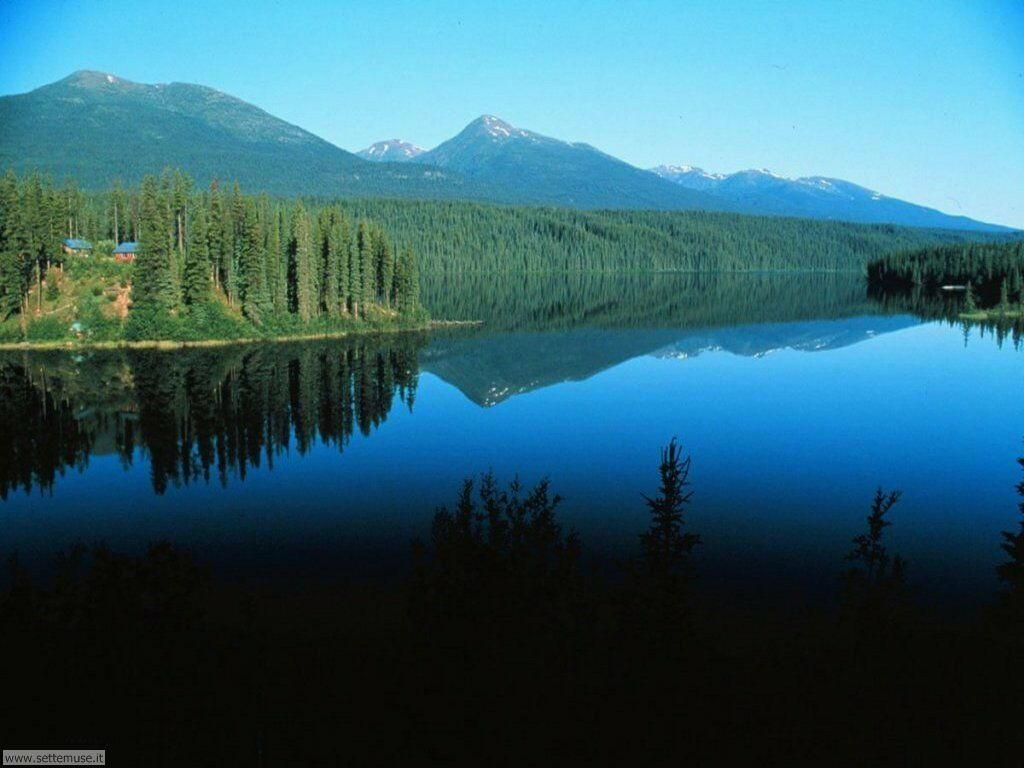 Foto laghi di montagna per sfondi desktop for Foto per desktop inverno
