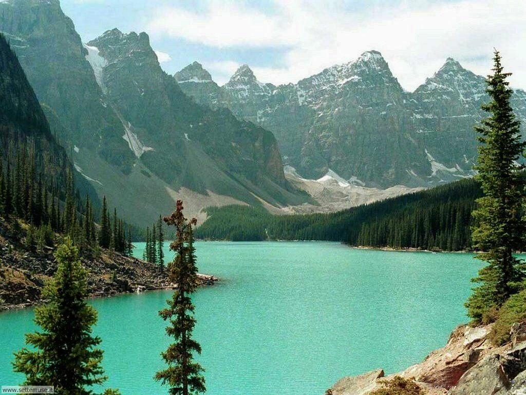 Foto Laghi Di Montagna Per Sfondi Desktop Settemuse It