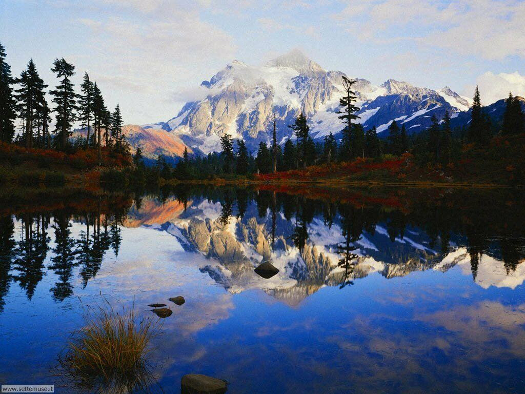 Foto Laghi Di Montagna Per Sfondi Desktop Settemuseit