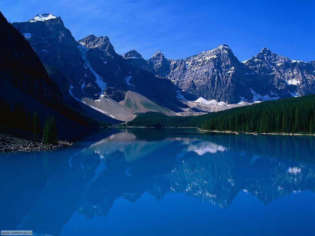 Foto desktop di laghetti di montagna 009