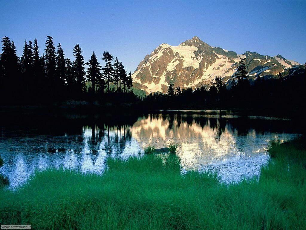 Foto desktop di laghetti di montagna 015