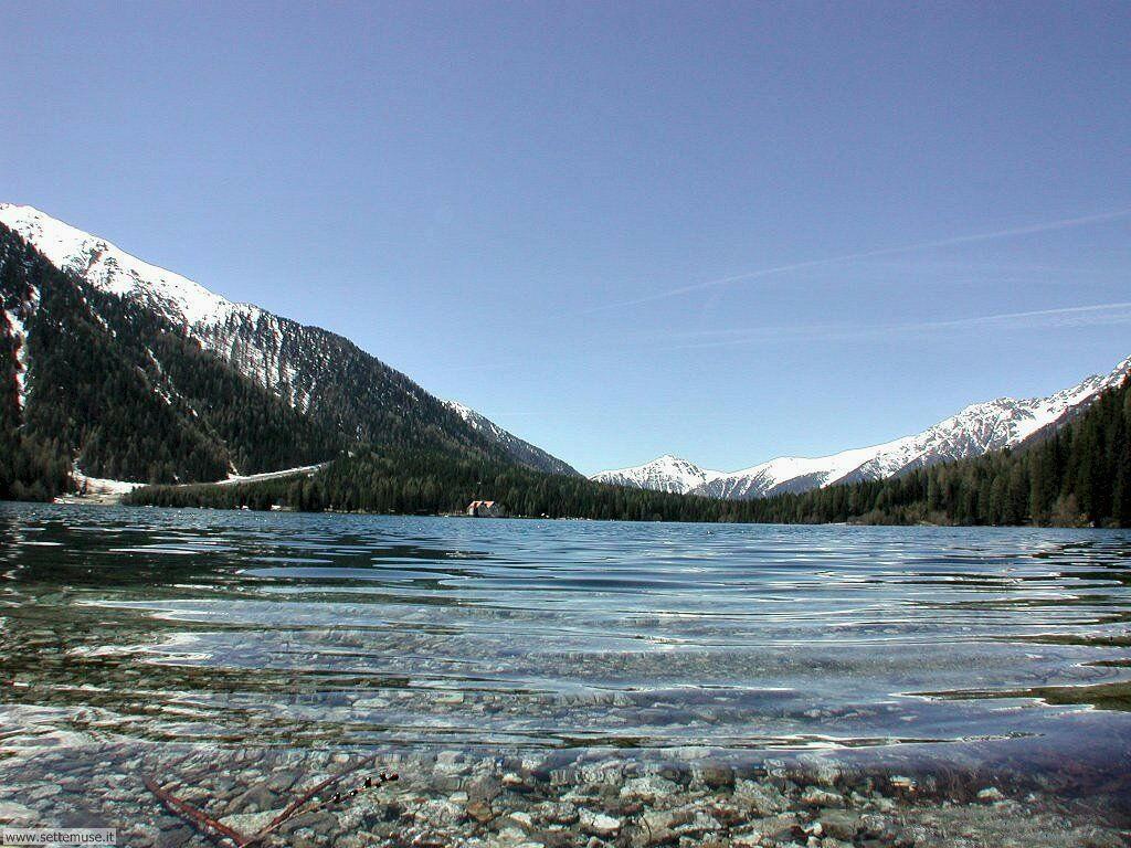 Foto desktop di laghetti di montagna 017