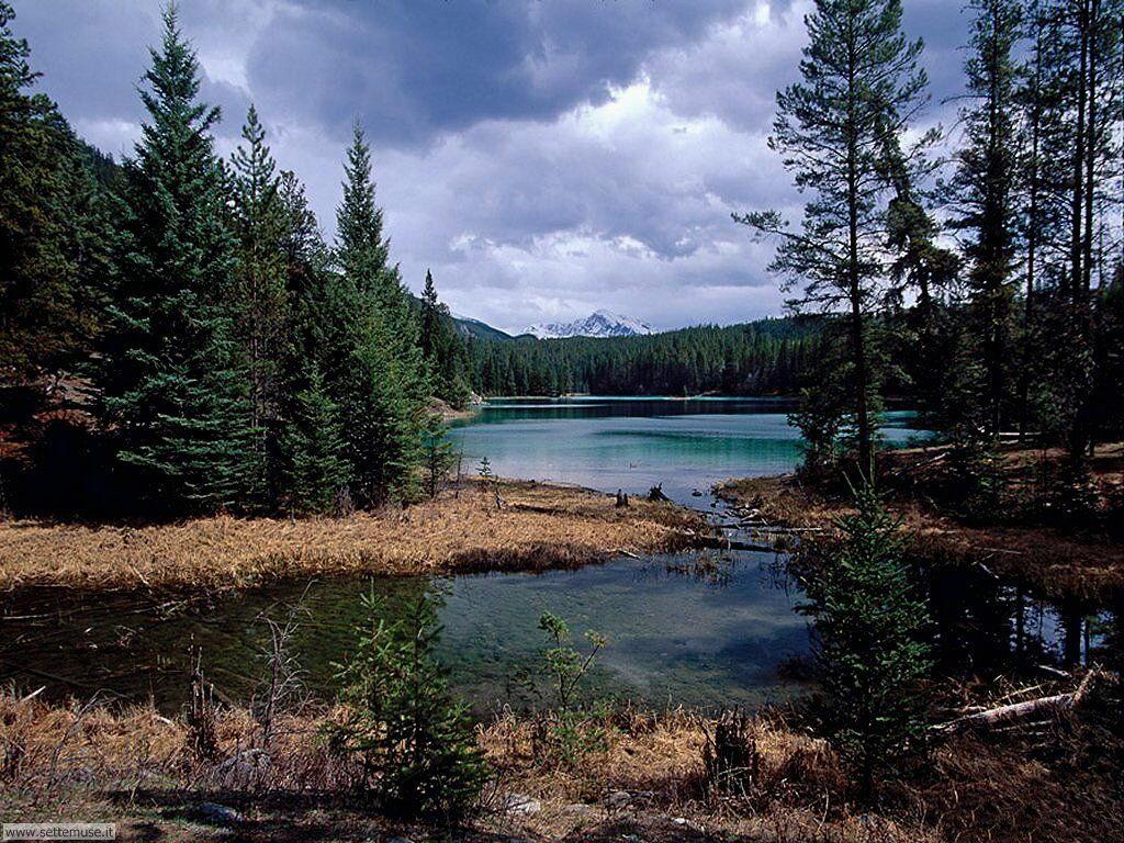 Foto laghi di montagna per sfondi desktop for Immagini di laghetti