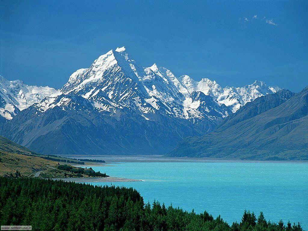 Foto desktop di laghetti di montagna 022
