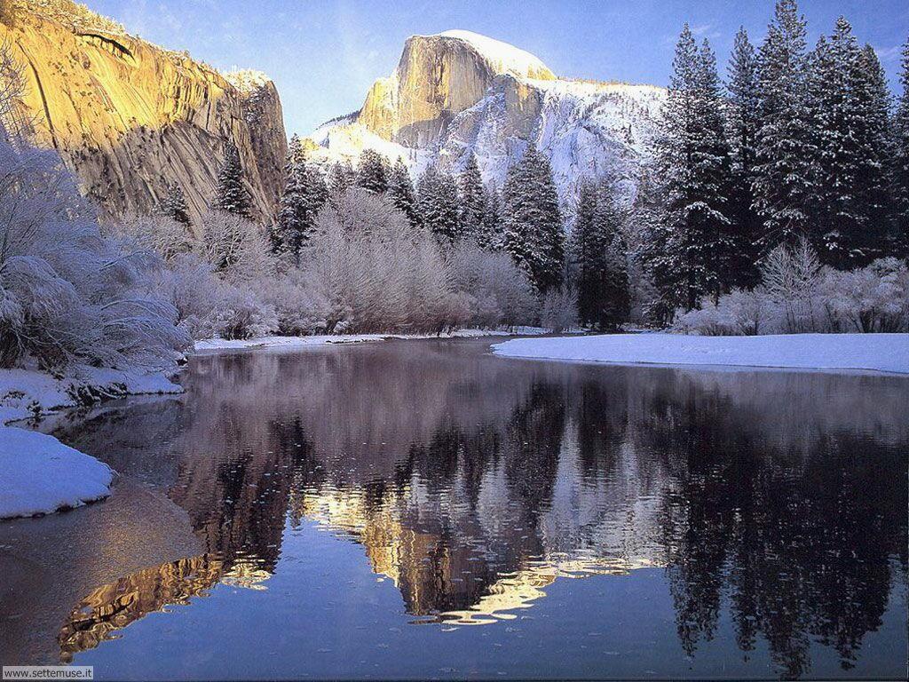 Foto desktop di laghetti di montagna 024
