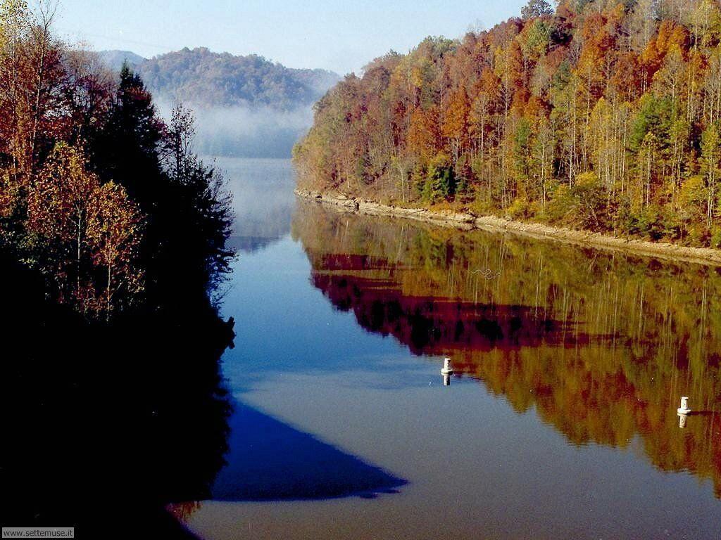 Foto desktop di laghetti di montagna 030