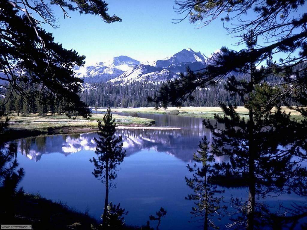 Foto desktop di laghetti di montagna 031
