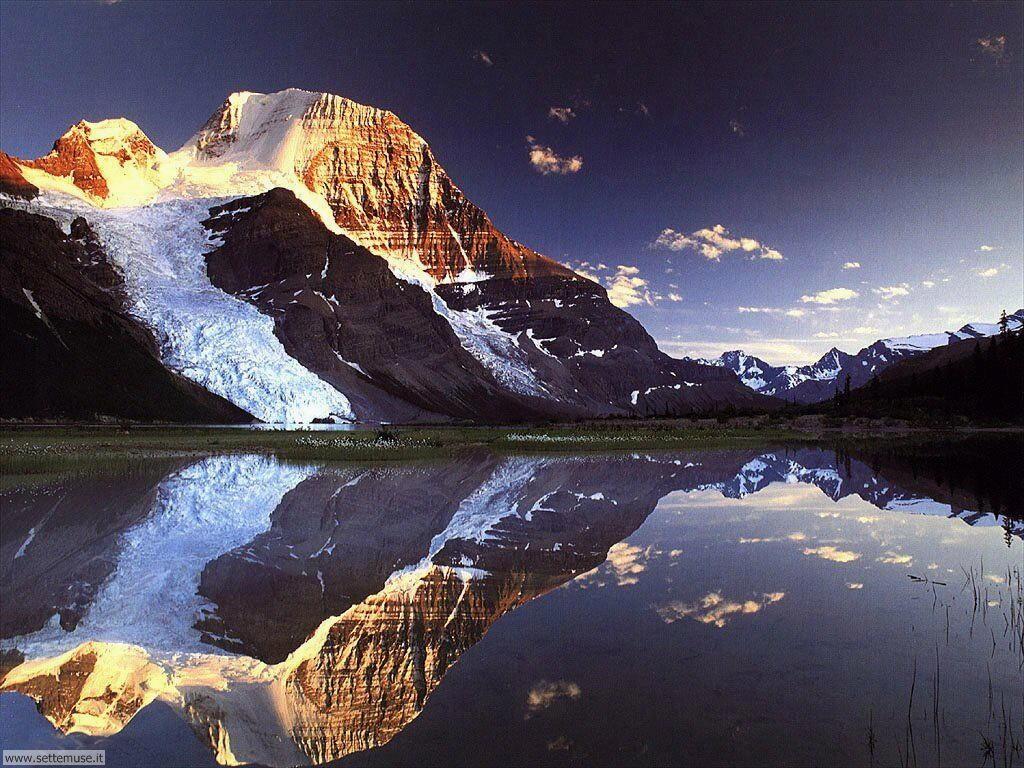 Foto desktop di laghetti di montagna 032
