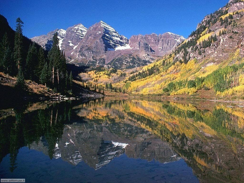 Foto desktop di laghetti di montagna 033