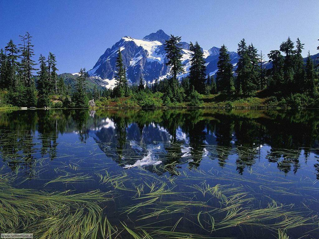Foto desktop di laghetti di montagna 035