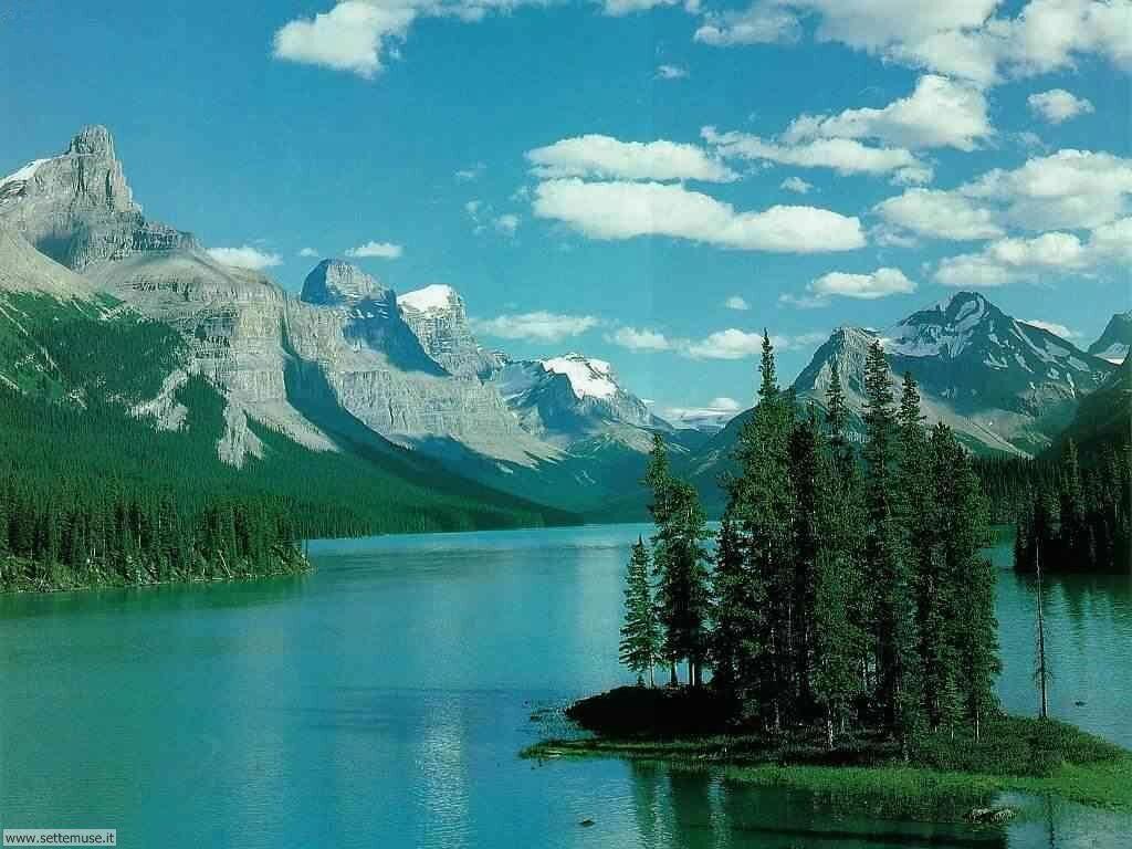 Foto desktop di laghetti di montagna 037