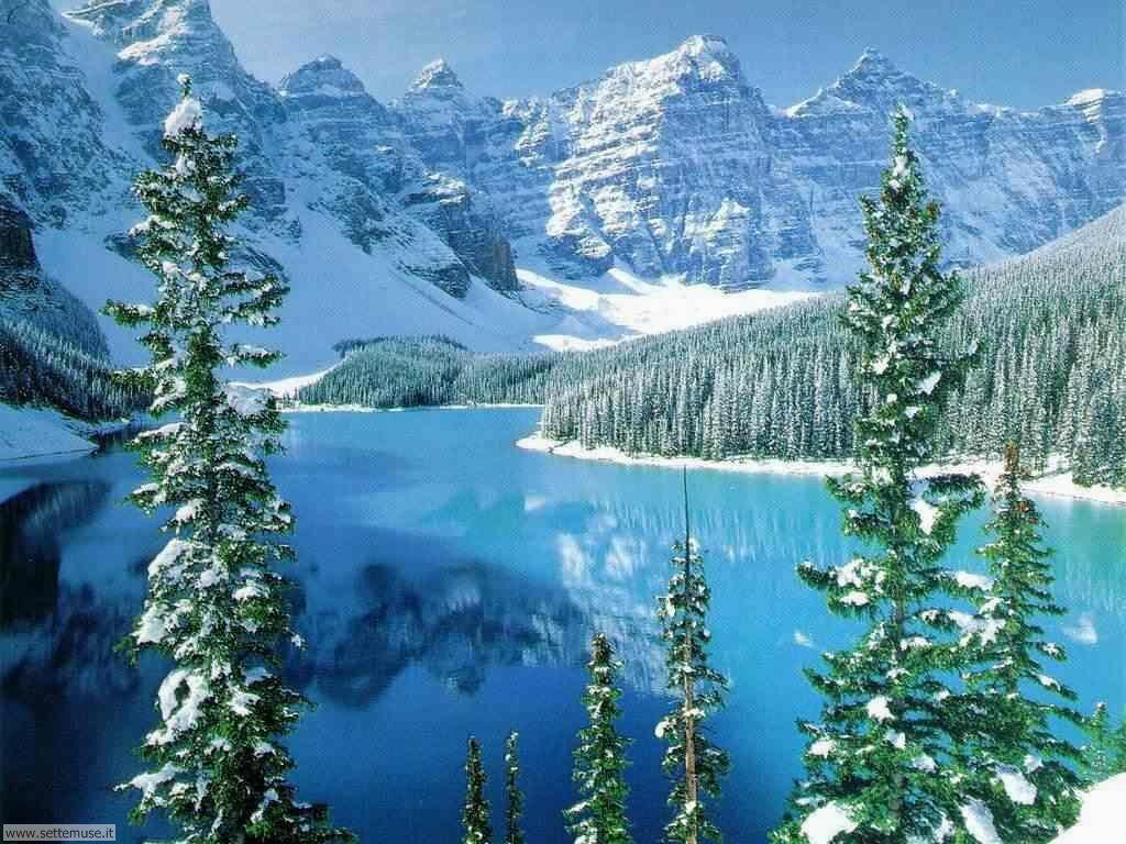 Foto desktop di laghetti di montagna 038