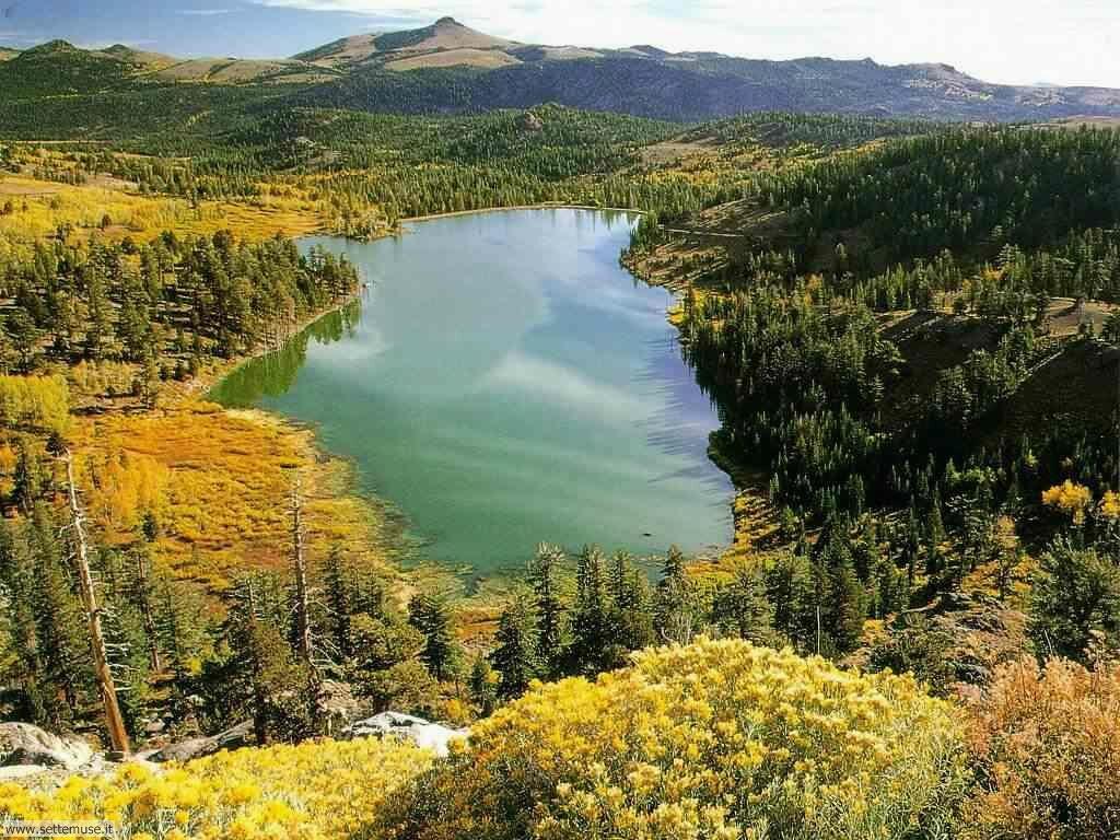 Foto desktop di laghetti di montagna 039