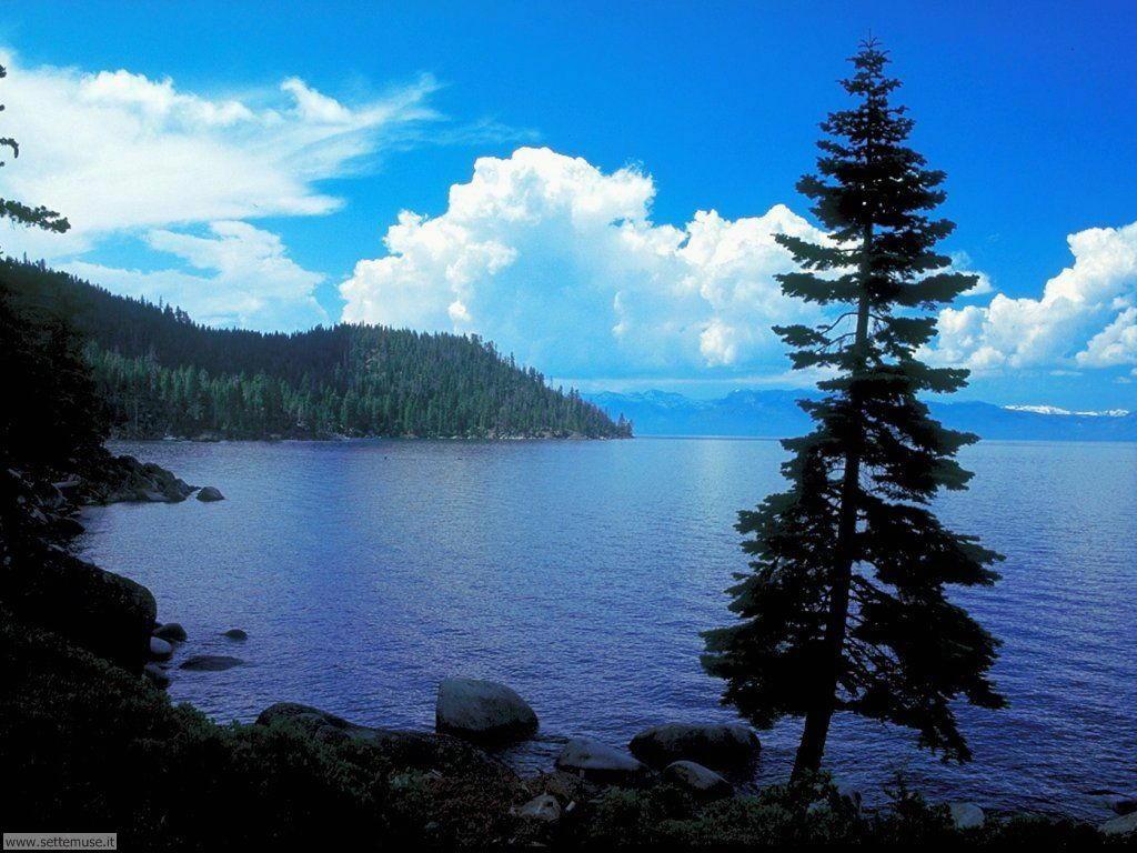 Foto desktop di laghetti di montagna 040
