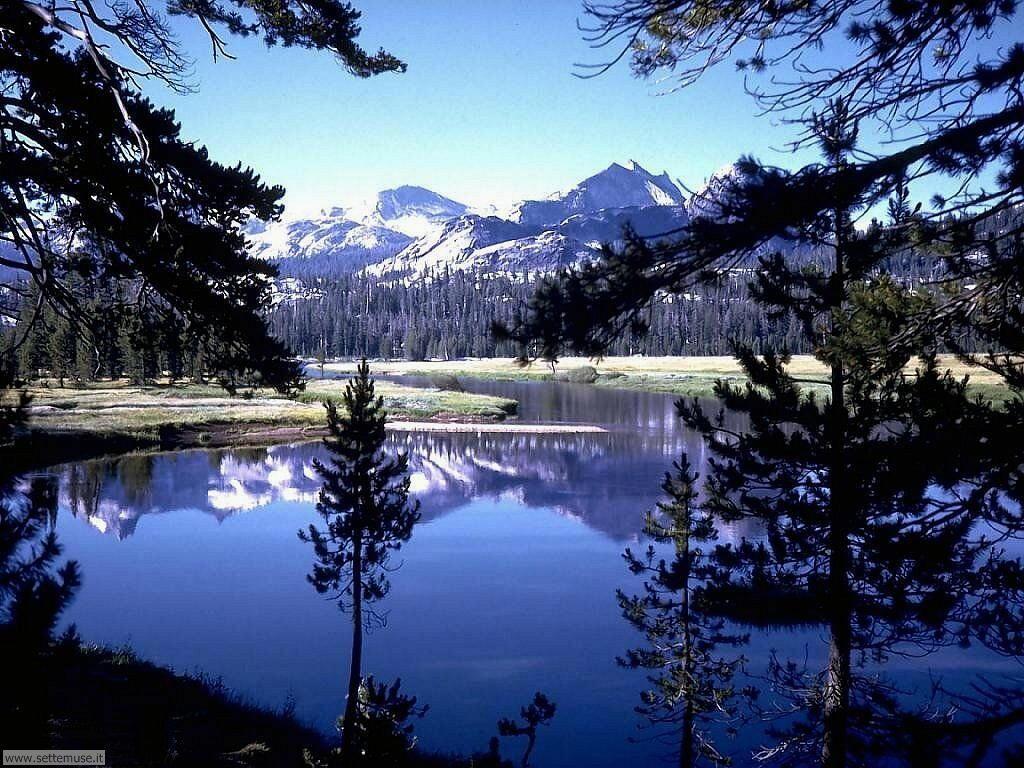 Foto desktop di laghetti di montagna 041