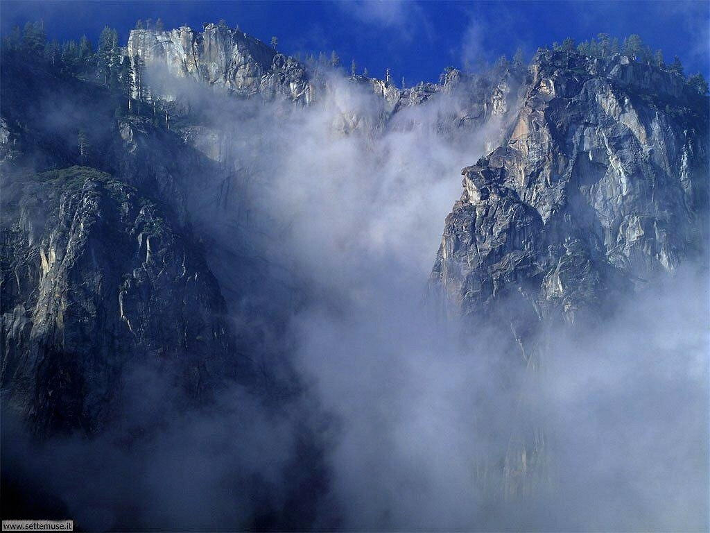 Foto desktop di montagne 001