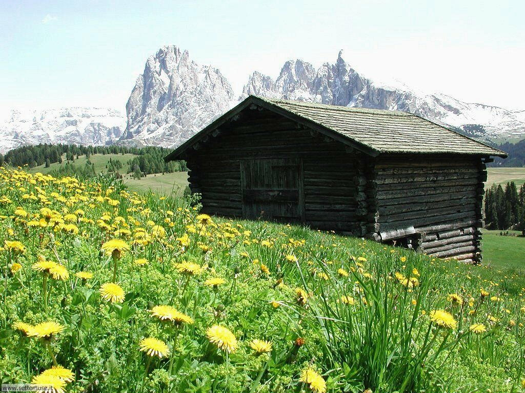 Foto desktop di montagne 069