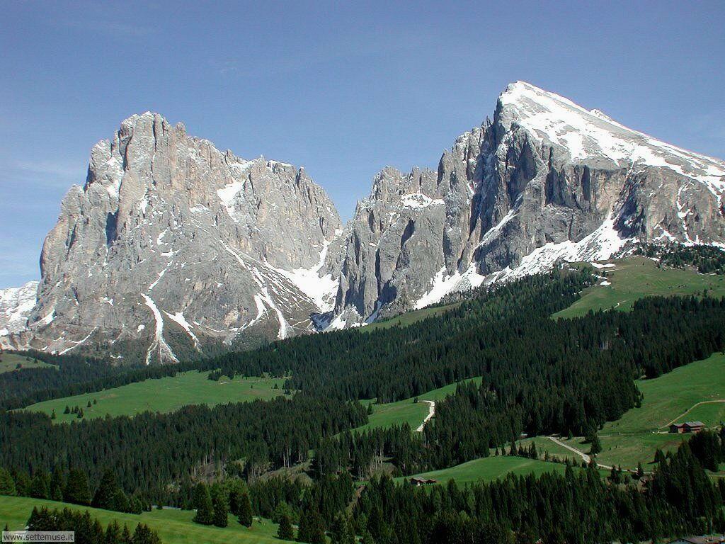 Foto desktop di montagne 070