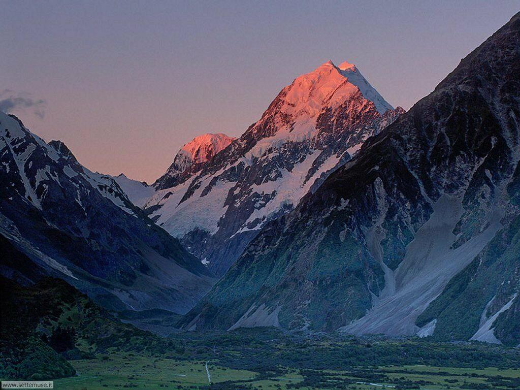 Foto desktop di montagne 091