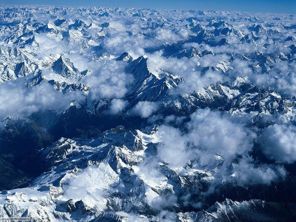 Foto desktop di montagne 100