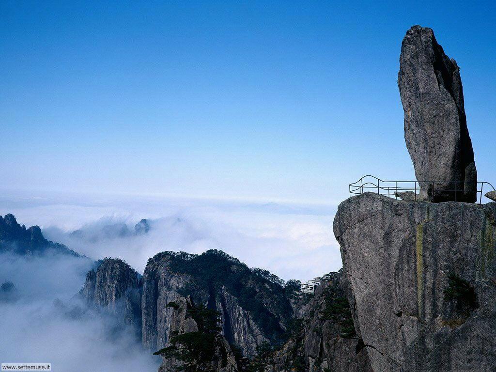 Foto desktop di montagne e cime 001