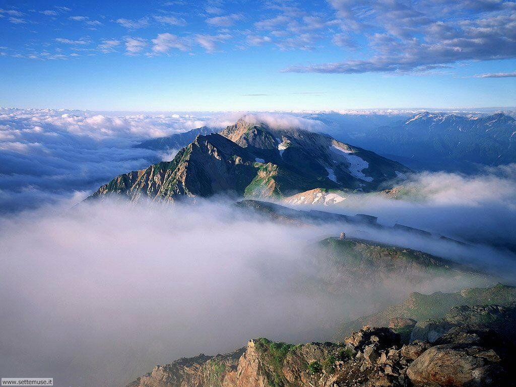 Foto desktop di montagne e cime 003