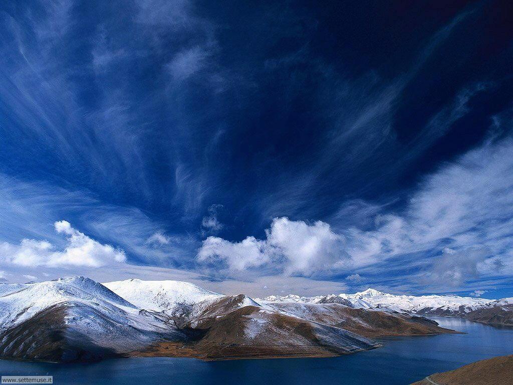 Foto desktop di montagne e cime 004