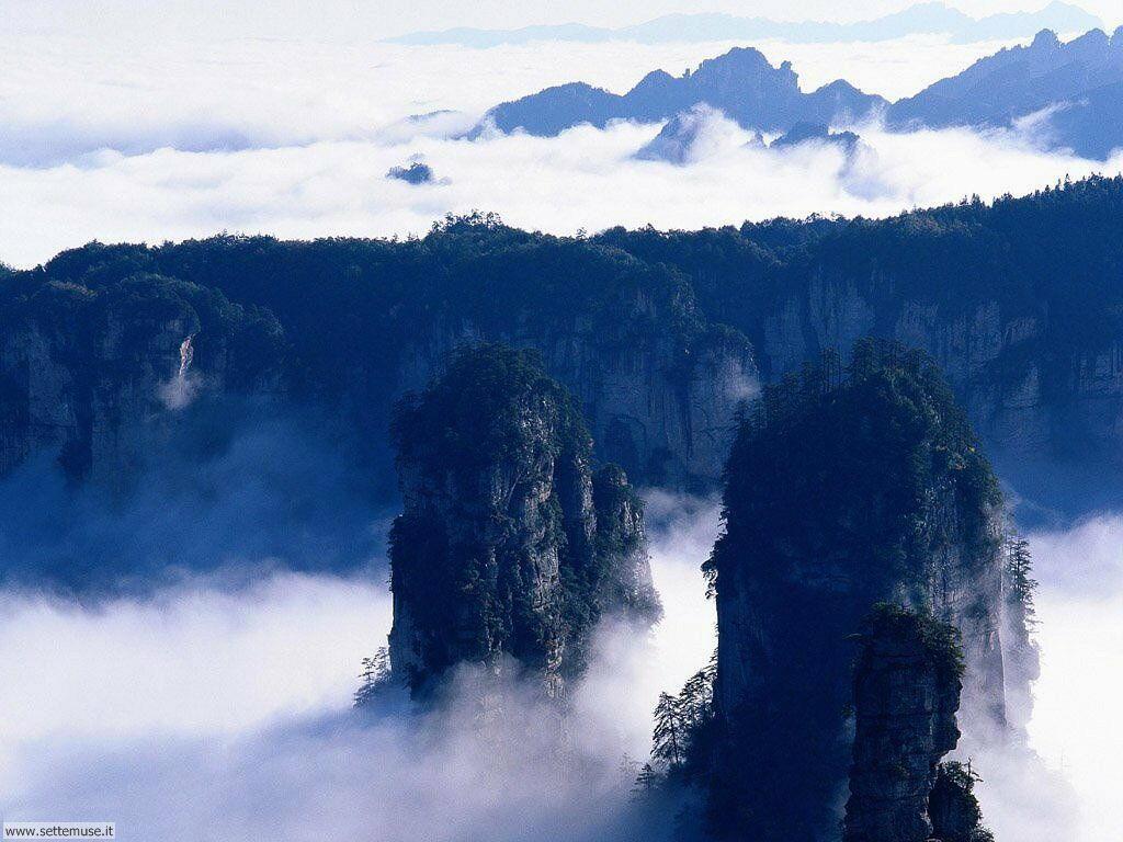 Foto desktop di montagne e cime 005