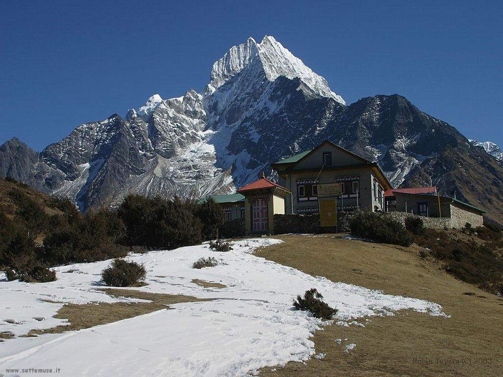 Foto desktop di montagne e cime 033