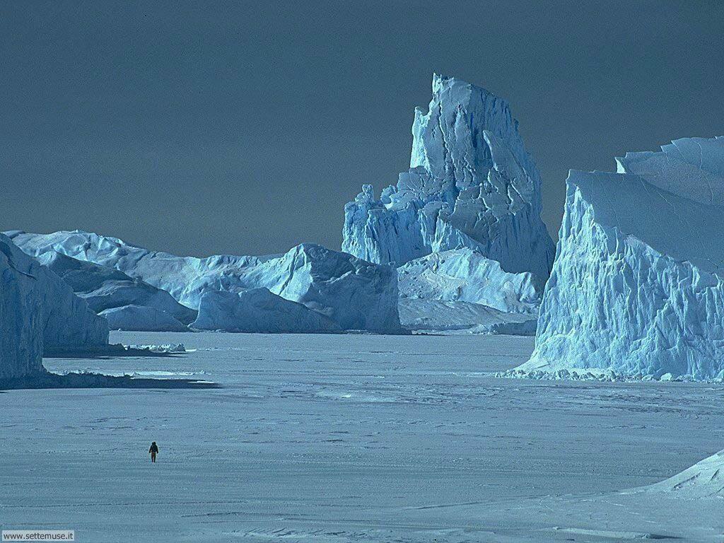 Foto desktop di neve e paesaggi innevati 012
