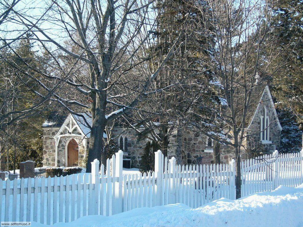 Foto desktop di neve e paesaggi innevati 037