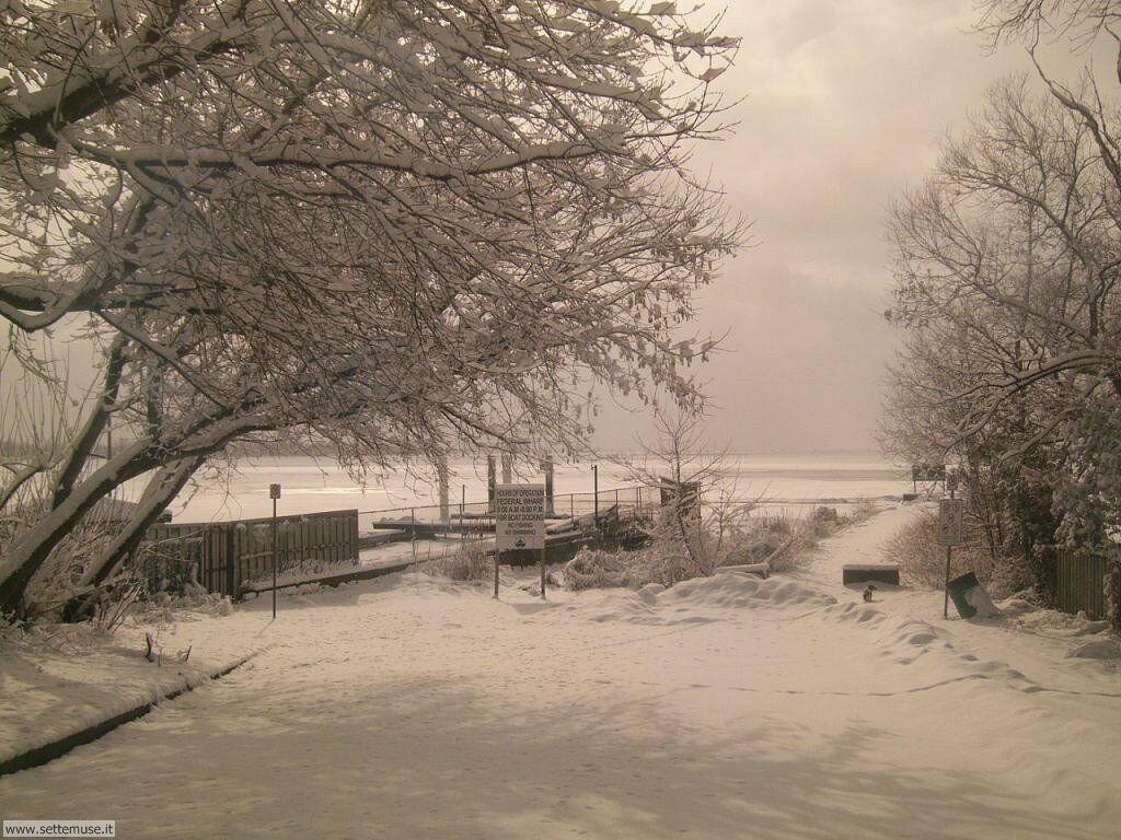 Foto desktop di neve e paesaggi innevati 038