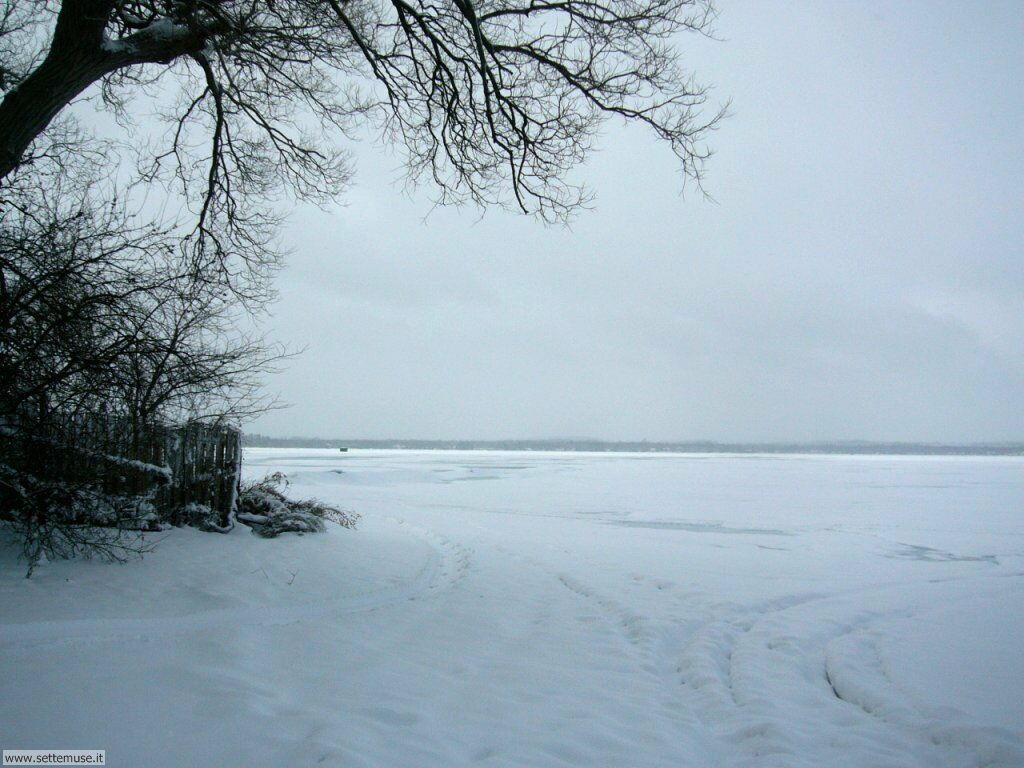 Foto desktop di neve e paesaggi innevati 047