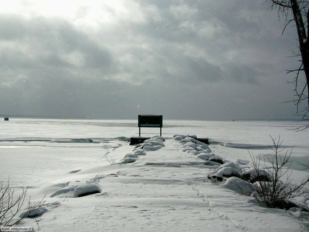 Foto desktop di neve e paesaggi innevati 049