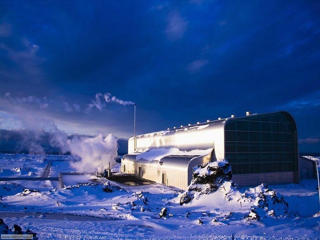 Foto desktop di neve e paesaggi innevati 052