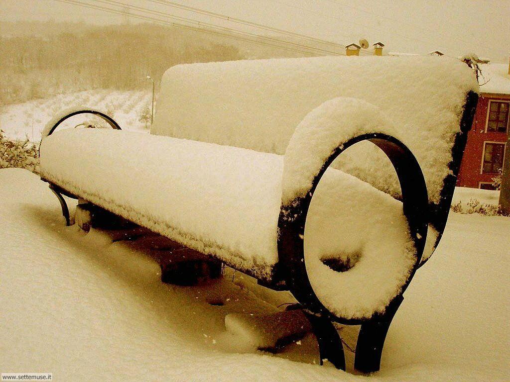 Foto desktop di neve e paesaggi innevati 053