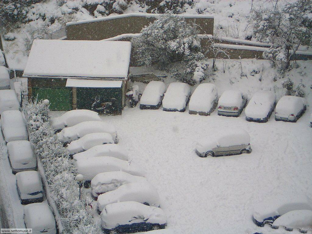Foto desktop di neve e paesaggi innevati 054