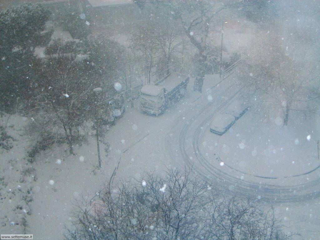 Foto desktop di neve e paesaggi innevati 055