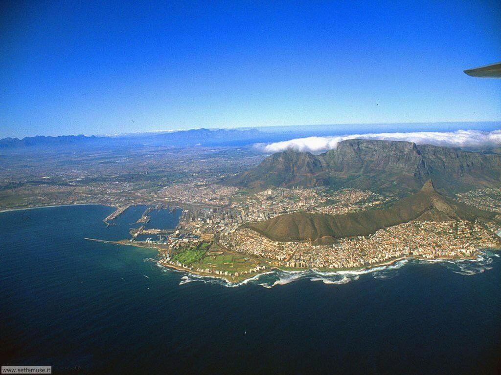 Foto desktop di panorami dall'aereo 005