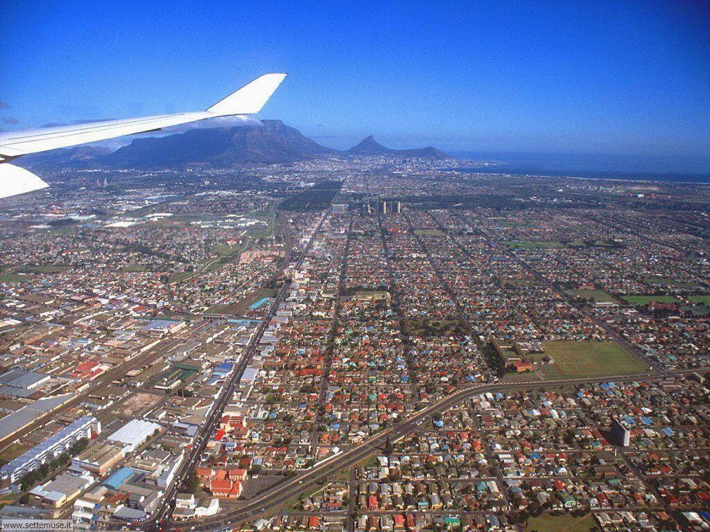 Foto desktop di panorami dall'aereo 006