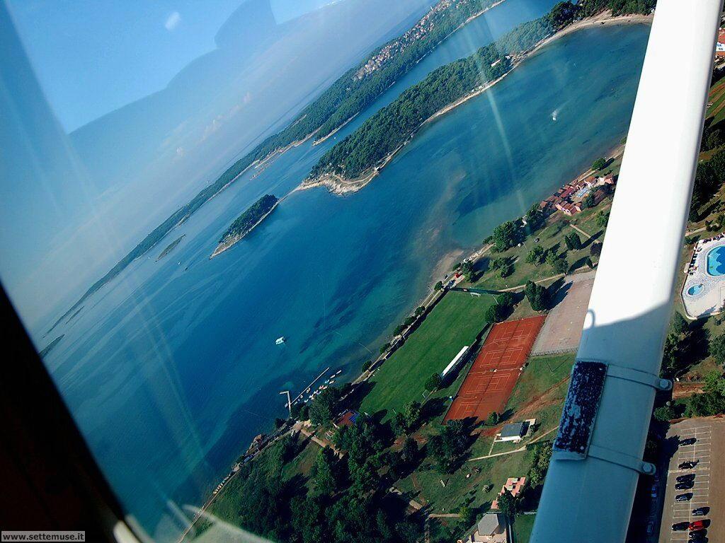 Foto desktop di panorami dall'aereo 011