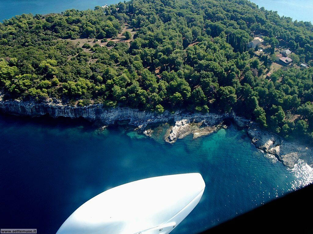 Foto desktop di panorami dall'aereo 013
