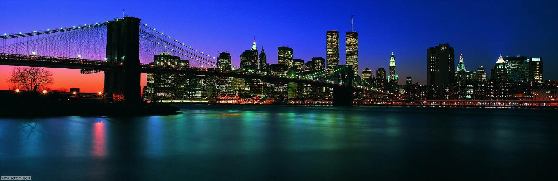foto di panorami wide per sfondi