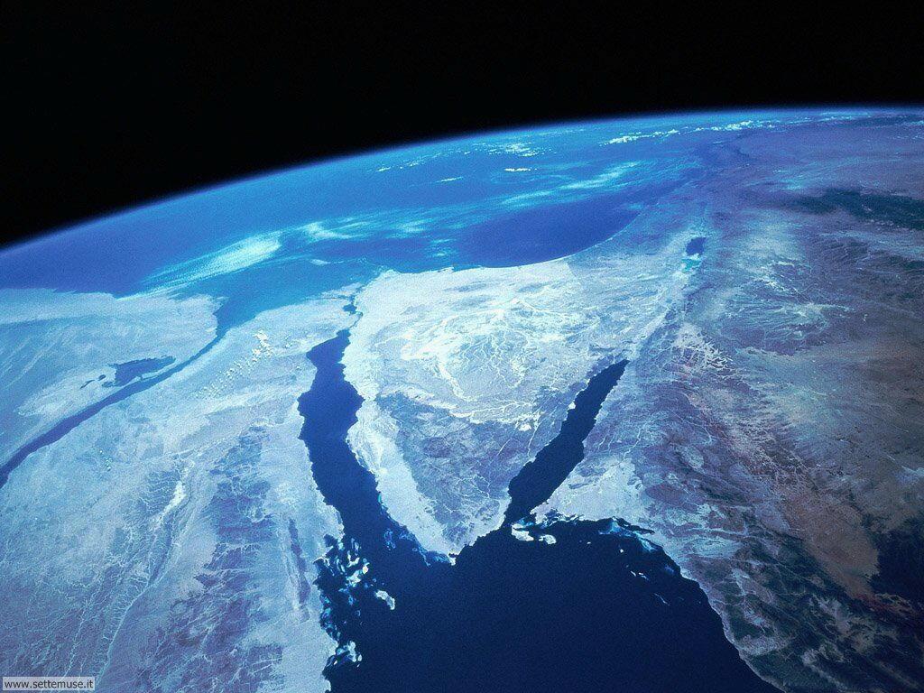 Immagini del pianeta Terra visto dallo spazio 003