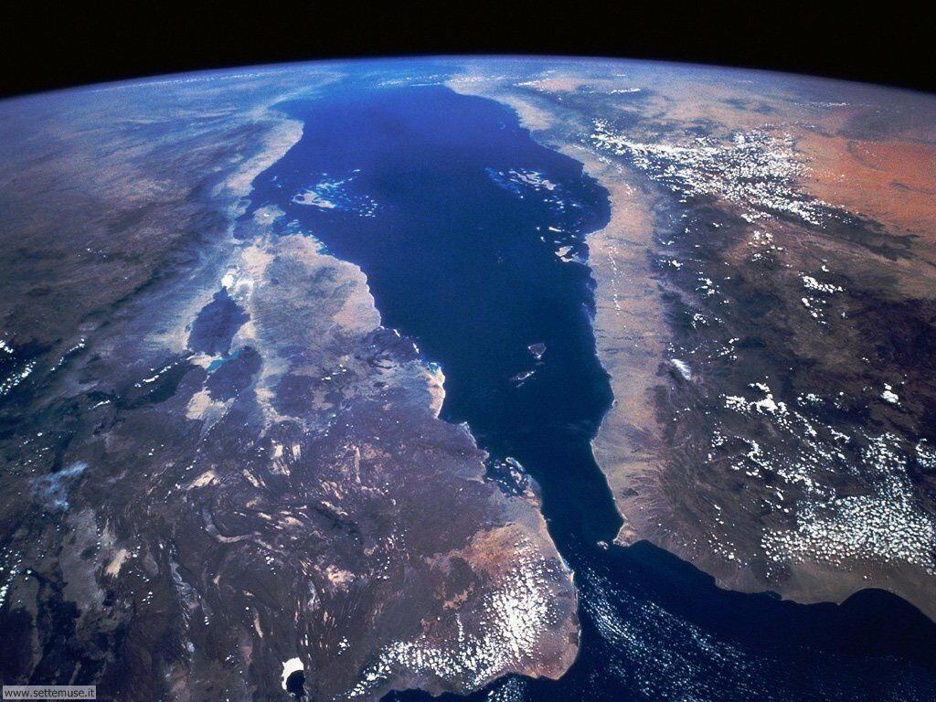 Immagini del pianeta Terra visto dallo spazio 005